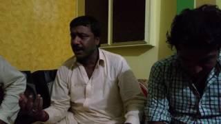 Kahan Ghareeb Ka Ghar, Kahan Hussain (A.S) Ki Maa (S.A) ..... Asghar Khan