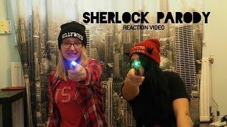 my sherlock parody reaction video (with nienke)