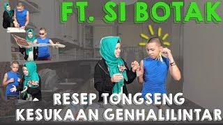 Masak Bareng Si Botak (TONGSENG) #myannoyinglilbro   sajidah halilintar cooking style #ramadhan