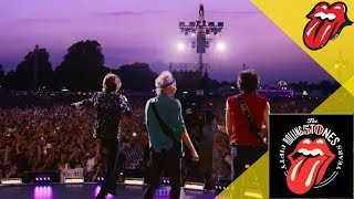 The Rolling Stones - Miss You - Sweet Summer Sun - Hyde Park Live
