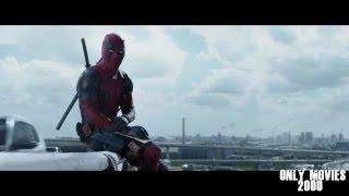 Deadpool -Car fight HD