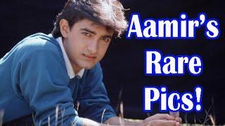 Aamir Khan yesteryear pics - TOI