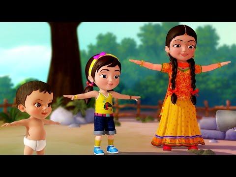 Xxx Mp4 Chalo Exercise Karo Hindi Rhymes For Children Infobells 3gp Sex