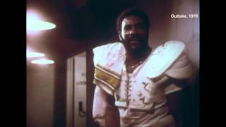 Behind the Scenes With 'Mean' Joe Greene