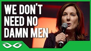 Kathleen Kennedy Says She Doesn