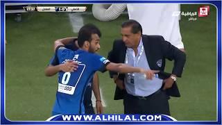 أهداف مباراة الهلال والأهلي 3-2 بصوت المعلق عامر عبدالله - نهائي كأس الملك 2017