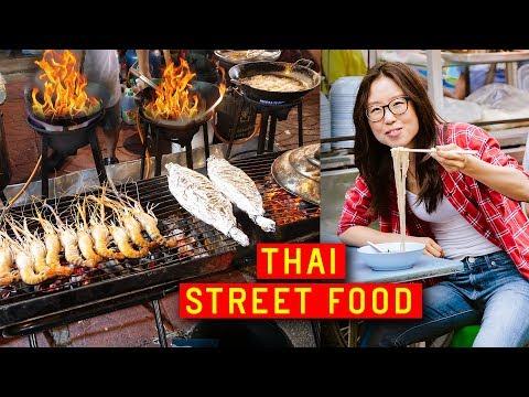 Xxx Mp4 THAI STREET FOOD In Bangkok ♦ Chinatown On Yaowarat 3gp Sex