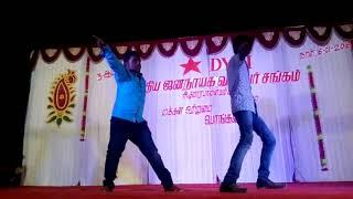 Varuthapadatha valipar sangam dance