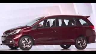Honda Mobilio RS 2015-2016 : Detail Exterior, Interior, Performance & Safety
