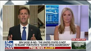 Ben Sasse: We failed to articulate American values to a watching world
