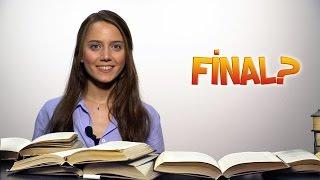 Final Nedir? Sınav mıdır? Son bölüm mü? Sezon Finali mi?