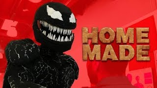 Make Your Own Venom Costume! - Homemade