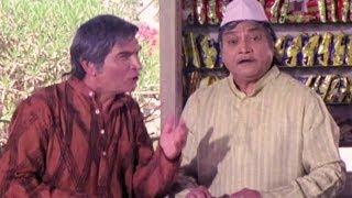Asrani, Naresh Kanodia, Baap Dhamaal Dikra Kamaal - Gujarati Scene 1/18