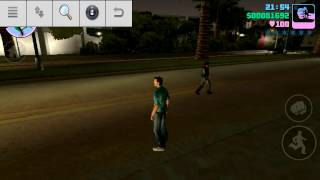 How to hack health in gta vice city android