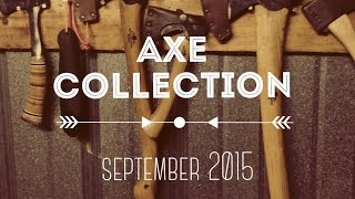 Axe and Hatchet Collection Spring 2015