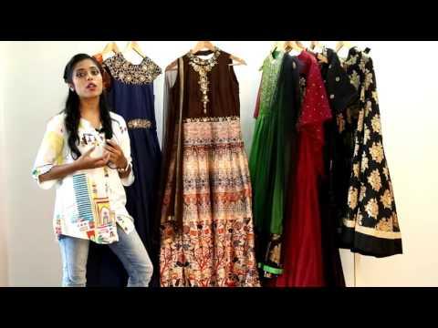 Indian Traditional Dresses for Girls - Salwar suit, Lehenga choli & Gown
