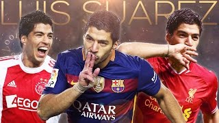 This Is Luis Suarez ● All Time Best Goals & Skills ᴴᴰ