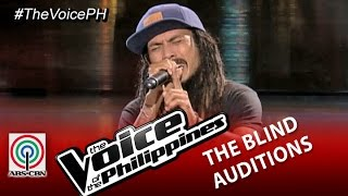 The Voice of the Philippines Blind Audition