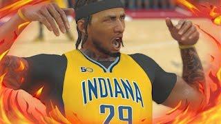 NBA 2K17 MyCAREER - NBA Finals Pt.1 - Warriors Blew A 3-1 Lead AGAIN! Harden Slid Into My Girl DM's!