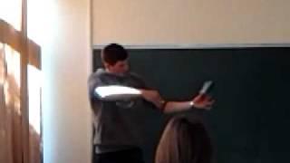 Ture imitira svoje profesore