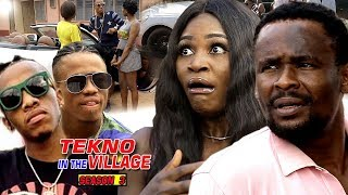 Tekno in the village Season 3 - 2018 Latest Nigerian Nollywood Movie Full HD