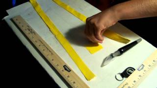 How to make a duct tape lanyard-Notwithoutducktape