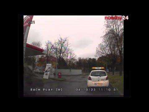 Film z egzaminu na prawo jazdy