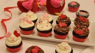 کاپ کیک شکلاتی Chocolate Cupcakes
