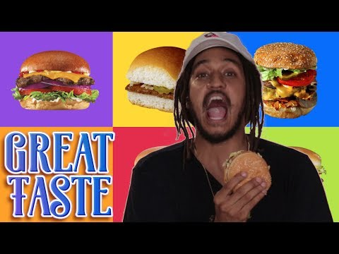 The Best Fast-Food Burger