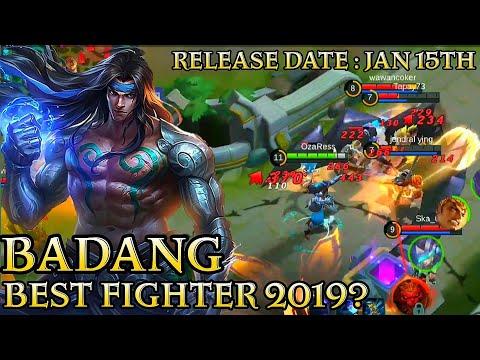 Badang Best Fighter Gameplay Mobile Legends Bang Bang
