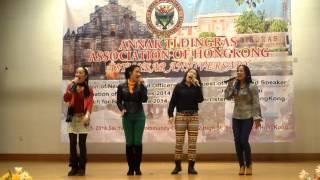 POP SONG TAGALOG MEDLEY-THE VOICES HONGKONG