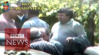 Mafia initiation ritual video released by Italian police
