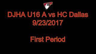 DJHA vs  HC Dallas 09 23 17