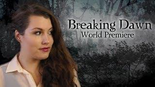 Breaking Dawn 2 Premiere | Kristen Stewart (Tutorial & Verlosung)