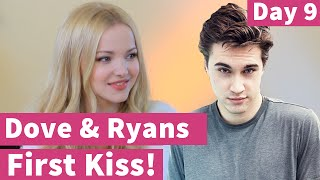 Dove Cameron's First Kiss With Ryan! 10 Days of Dove, Day 9