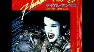Maniac - Michael Sembello lyrics