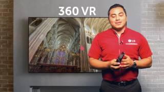 Características del Smart TV LG 4k 2017