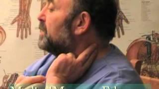 Self Massage Neck and Upper Back Part 1