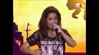Big Up- مغرب المواهب: كلمات مؤثرة القتها سناء من خلال أدائها لأغنية الراب