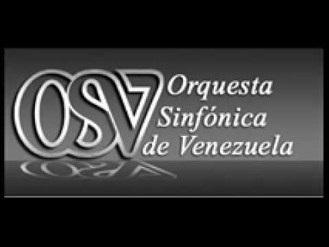 Orquesta Sinfonica de Venezuela Dama Antañona