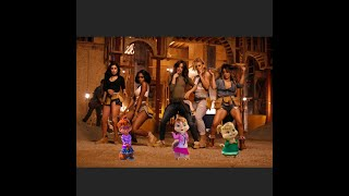 Work from home fifth harmony (chipmunk version)