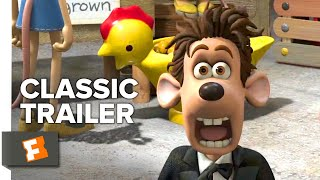 Flushed Away (2006) Trailer #1 | Movieclips Classic Trailers