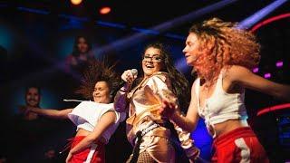 Erika Bitanji sjunger Rygg mot rygg i Idol 2017 - Idol Sverige (TV4)
