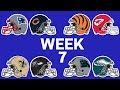 Download Video Download NFL Week 7 Preview Show | NFL Network 3GP MP4 FLV