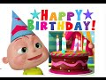 Happy Birthday Song | Videogyan 3D Rhymes | Nursery Rhymes For Children