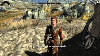 Lets Play Skyrim (modded) Thief Ep45