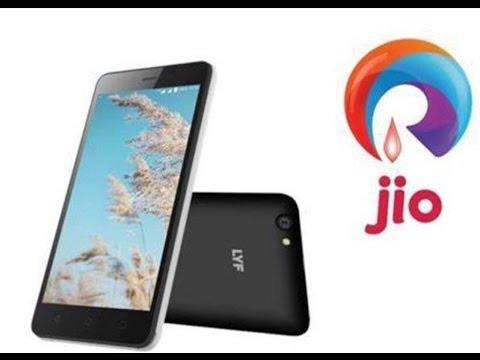 jio mobile   अब 1500 रुपये में मिलेगा jio 4G Mobile Handsets   lyf   reliance lyf mobile