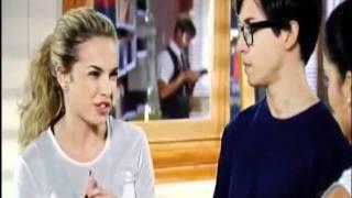 Rebelde cápitulo 16/05/2011  - Frase Roberta Messi para Pilar