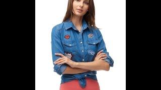 Dilvin 2017 Kadın Ucuz Gömlek Modelleri