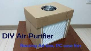 Eco Air Purifier DIY